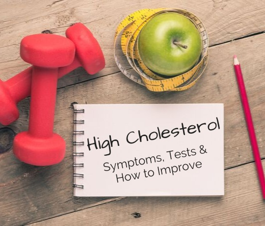 Zoe Bingley-Pullin: High Cholesterol – Symptoms, Tests & How to Improve